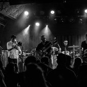 The Polyrhythmics funky 8-piece band had Belly Up Tavern dancing the night away!
