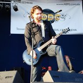 live PRO ROCK fest, Kiev, Ukraine,  18.07.2009