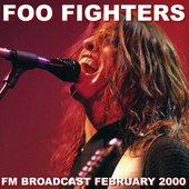 Foo Fighters FM Broadcast February 2000