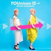 YOUnison 15→ The SECOND MOVEMENT