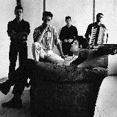 Band with Typewriter