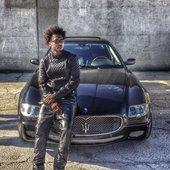 O.G. Bobby Johnson Posted On A Maserati