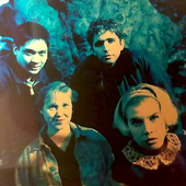 Throwing Muses by Matt Anker, 1991