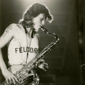 Raphaelle Devins, Lou's, later Cheap 'n 'Nasty saxophone player