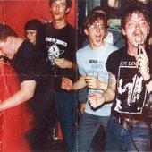 JR Ewing - Mannheim Hardcore Festival 2000