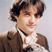 Jim and bunny