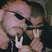 J Balvin and Bad Bunny (Billboard)