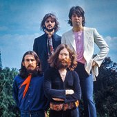 The Beatles at Tittenhurst Park, 1969
