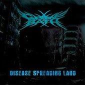 Disease Spreading Land