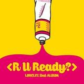 Lovelyz 2nd Album 'R U Ready?'