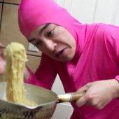 I still masturbate while eating top ramen