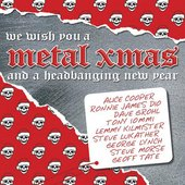 We Wish You A Metal Xmas And A Headbanging New Year - cover