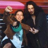 Eddie VEDDER&Chris CORNELL