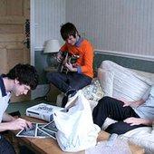 Rou , Rob & Rory