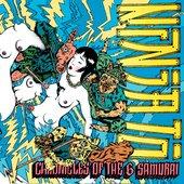 NINJATO - Chronicles Of The 6 Samurai Front.