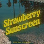 Strawberry Sunscreen