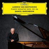 Beethoven: Piano Sonatas Nos. 20 – 26