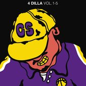 4 Dilla Vol. 1-4