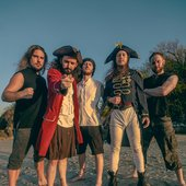 Alestorm - Curse of the Crystal Coconut Promo 2020