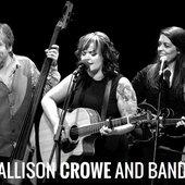 Allison Crowe and Band