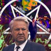 Yeltsin Is Illuminati