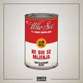 Ne bih se mijenja (feat. Smoke Mardeljano) [Rootsinsession Remix] - Single
