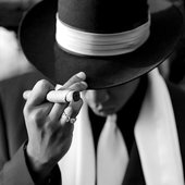 Reasonable Doubt photoshoot