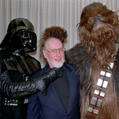 DARTH VADER, JOHN WILLIAMS, CHEWBACCA