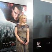 Allison Crowe - Man of Steel - red-carpet World Premiere