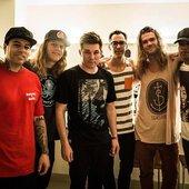 Dirty Heads - Dave Foral, Duddy B, Matty-O, Jon Jon, Dirty J, Shawn Hagood