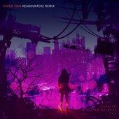Paper Thin (Headhunterz Remix) - Single