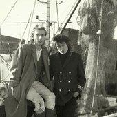Wivenhoe shipyard, 1983
