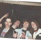 1988 - Macabre with Mark Sawickis (Impetigo)