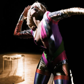 Gaga Dazed Digital PNG
