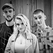 Clean Bandit (black and white)