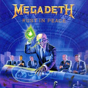 Image for '1990 Rust in Peace'