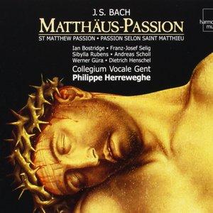 Image for 'J.S. Bach: Matthäus-Passion BWV 244'