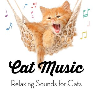 Image pour 'Cat Music - Relaxing Sounds for Cats'