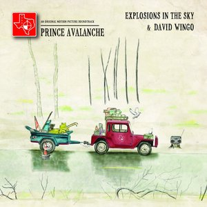 Image for 'Prince Avalanche: An Original Motion Picture Soundtrack'
