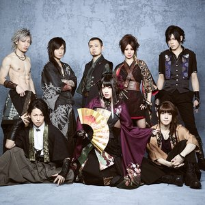 Изображение для '和楽器バンド'