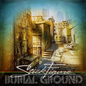 Image for 'Burial Ground'