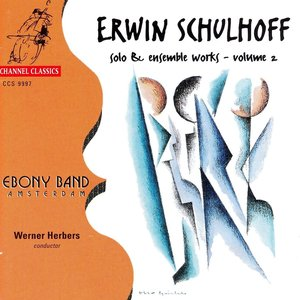 Image for 'Solo & Ensemble Works, Vol. 2 (Ebony Band Amsterdam, Werner Herbers)'