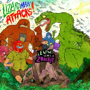 Изображение для 'Lizardman Attacks!'
