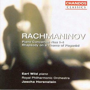 Image for 'Rachmaninov: Piano Concertos Nos. 1-4 / Rhapsody On A Theme of Paganini'