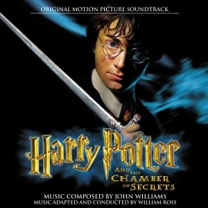Image for 'Harry Potter and The Chamber of Secrets/ Original Motion Picture Soundtrack'