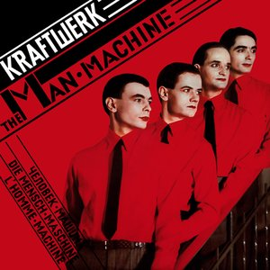 Image for 'The Man Machine (2009 Remastered Version)'