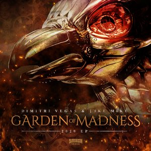 Image for 'Garden of Madness 2020 EP'