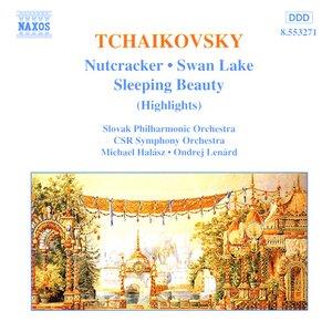 Imagen de 'Thhe Nutcracker, Swan Lake, Sleeping Beauty'