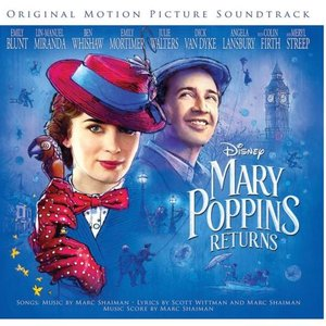 """Mary Poppins Returns (Original Motion Picture Soundtrack)""的封面"