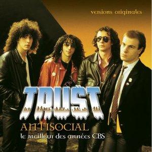 Image for 'Antisocial - Le Meilleur Des Années CBS'